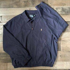 Polo Ralph Lauren Mens Size XL Harrington Jacket